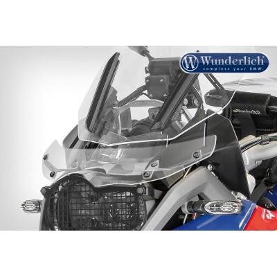 Ветрозащита Wunderlich для BMW R1200GS LC/Adv LC/R1250GS прозрачная