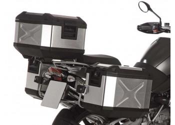 Алюминиевый кофр Hepco & Becker левый для BMW R1200GS / R1200GS ADV