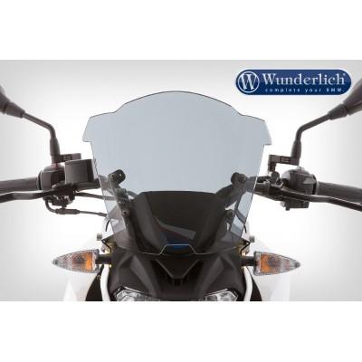 Ветровое стекло Wunderlich SPORT для мотоцикла BMW G310R, тонированное | 44920-106