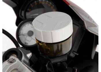 Крышка бачка тормозной жидкости Wunderlich BMW K1300 R/S, серебристый