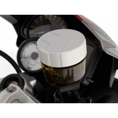 Крышка бачка тормозной жидкости Wunderlich BMW K1300 R/S, серебристый | 27110-001
