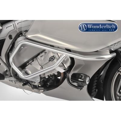 Защита передней боковой части мотоцикла Wunderlich для BMW K1600GT/K1600GTL – серебро