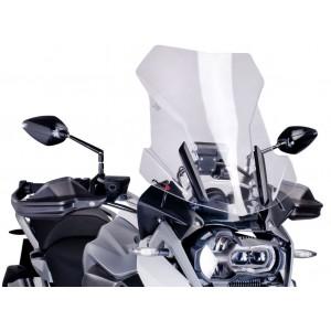 Туристическое ветровое стекло PUIG Touring R1200/1250 GS прозрачное