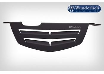 Воздухозаборная решетка под фару Wunderlich - черный