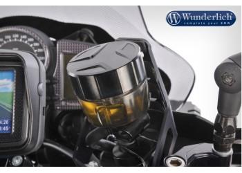 Крышка переднего бачка тормозной жидкости Wunderlich BMW K1300 R/S, черная