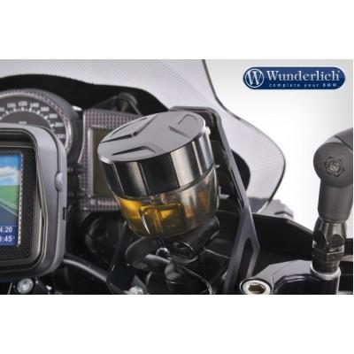 Крышка переднего бачка тормозной жидкости Wunderlich BMW K1300 R/S, черная   27060-002