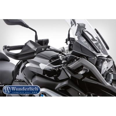 Боковые дефлекторы Wunderlich для BMW R1200GS LC/R 1250 GS  прозрачные   20520-201