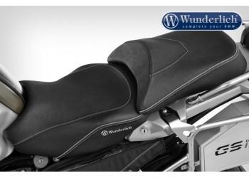 Сиденье водителя Wunderlich AKTIVKOMFORT низкое для BMW R1200 / 1250GS / Adventure