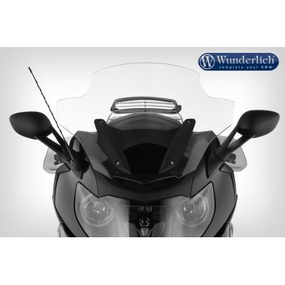 Ветровое стекло c вентиляцией Wunderlich Touring для мотоцикла BMW K1600GT/K1600GTL/K1600B/K1600 Grand America, прозрачное