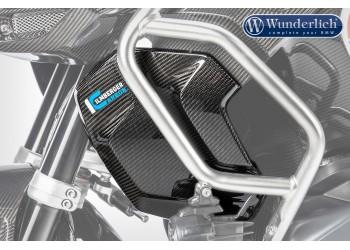 Карбоновая накладка водяного радиатора Ilmberger для BMW R1250GS Adventure, левая сторона