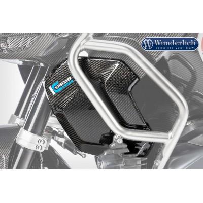 Карбоновая накладка водяного радиатора для BMW R1250GS Adventure | 43799-500