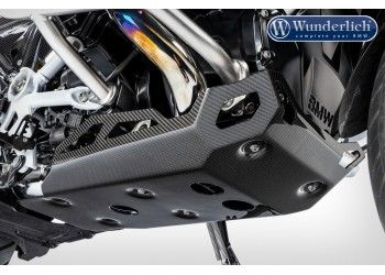 Карбоновая защита двигателя Ilmberger для BMW R1250GS Adventure/R1250GS
