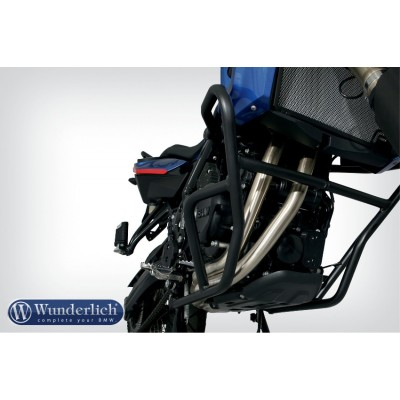 Защита двигателя BMW F700/F800 - черная   26540-002