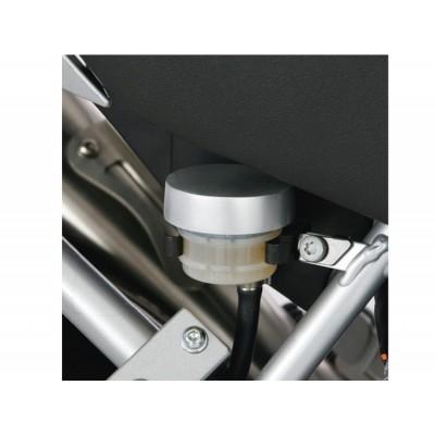 Крышка заднего бачка тормозной жидкости Wunderlich для BMW K1300 R/S, серебристый