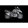 Глушитель Akrapovic Slip-On Line (Titanium) BMW R1200GS/GS Adv | S-B12SO10-HAAT