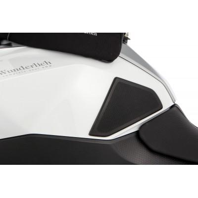 Накладки на бак Wunderlich Touring черные| 20872-200