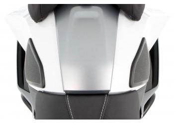 Накладки на бак Wunderlich Touring черные для BMW F900XR