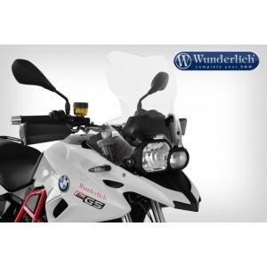 Ветровое стекло Wunderlich MARATHON прозрачное для BMW F700GS
