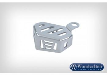 Защита бачка сцепления R1200GS LC / R1200GS LC ADV / R nineT - серебро