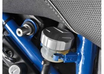 Крышка заднего бачка тормозной жидкости Wunderlich BMW K1300 R/S, серебристый