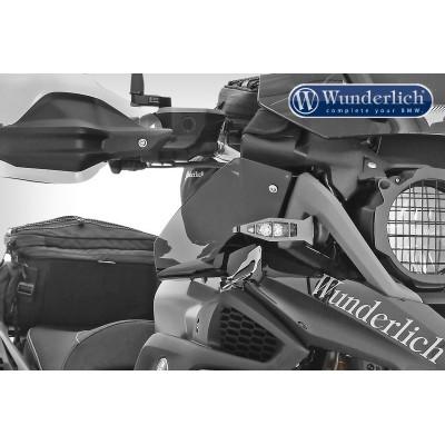 Боковые дефлекторы Wunderlich для BMW R1200GS LC/R 1250 GS затемненные