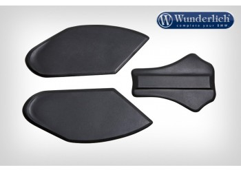 Накладки на бак Wunderlich черные для BMW S1000R / S1000RR
