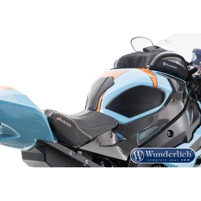 Накладки на бак Wunderlich черные для BMW S1000R / S1000RR | 32562-002