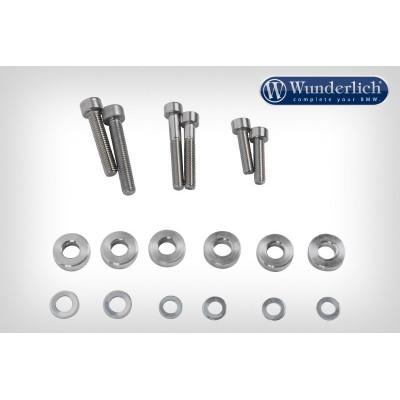Монтажный комплект для крышки клапана и цилиндра протекторов Wunderlich