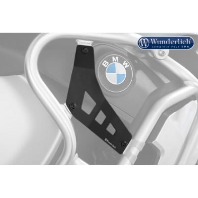 Защитная пластина внутренней части Wunderlich, защиты бака для BMW R1250GS/Adventure- черный