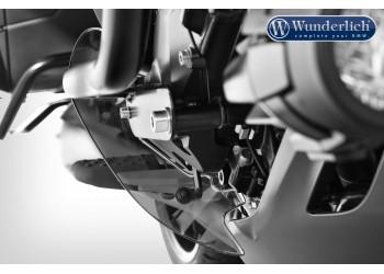 Защита для ног Wunderlich CLEAR-PROTECT для BMW K1600GTL / K1600B / K1600GA