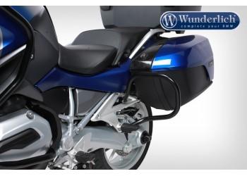 Защитная дуга боковых кофров Wunderlich BMW R1200RT LC, черный