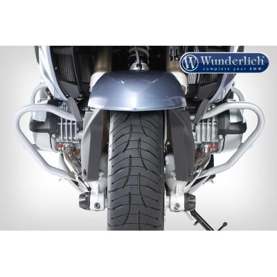 Защитные дуги двигателя Wunderlich BMW R1200RT LC серебро | 20380-101