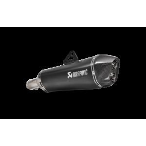 Глушитель Akrapovic Slip-On Line (Titanium) для BMW F650GS/F700GS/F800GS/F800GS Adv
