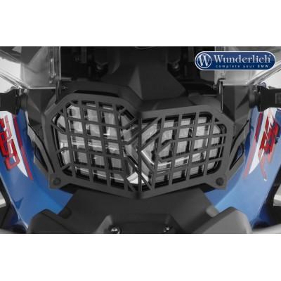 Защита фары BMW F850GS Adventure складная решетка чёрная Wunderlich   25858-002